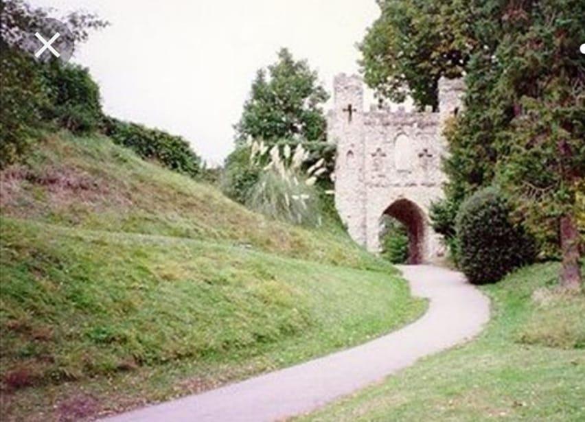 Castle Grounds, Reigate